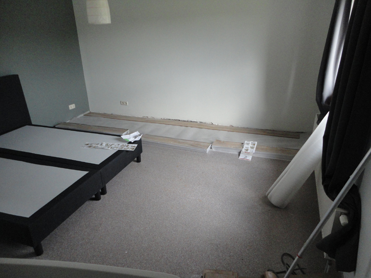 Slaapkamer-en-bad - Renovatiegroep Uw Rechterhand