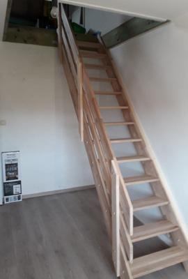 Trap plaatsen renovatiegroep uw rechterhand for Plaatsen trap