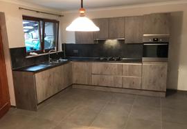 Keuken installeren